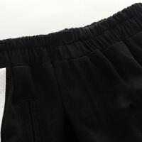 儿童短裤夏季薄款 男女童简约休闲裤子宝宝2019新款童裤潮