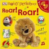 现货 Noisy Peekaboo:Roar!Roar!