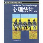 心理统计(英文原版影印,第4版)