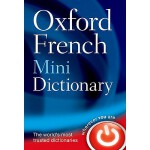 【预订】Oxford French Mini Dictionary: French-English, English-