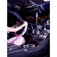 汽车装饰车内香水摆件套装创意可爱车载出风口饰品挂件