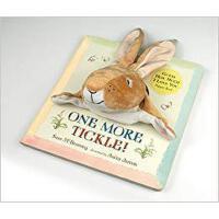 【预订】Guess How Much I Love You: One More Tickle!: A Puppet B