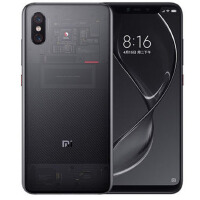 xiaomi/小米 8 透明版/探索版  (6+128GB)(8+128GB)全网通全面屏智能手机手机 屏下指纹小米探索