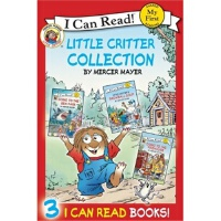 Little Critter Collection小怪物套装合辑(共三本)(I Can Read,My First L