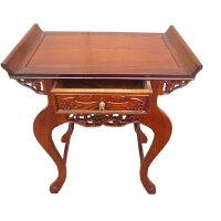 榆木实木家具单屉贡桌供桌供案佛桌佛案佛台佛龛条案供台香台仿古