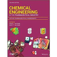 【预订】Chemical Engineering in the Pharmaceutical Industry, Sec
