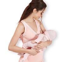哺乳背心打底衫上衣秋冬季棉大码喂奶吊带保暖内衣加绒孕妇产后