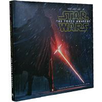 现货 英文原版 The Art of Star Wars 星球大战原力觉醒画册