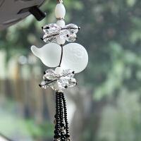 琉璃葫芦挂件 香水车饰挂件高端琉璃车挂 葫芦汽车挂饰工艺挂件