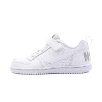 耐克(Nike)19春男女童魔术贴小白鞋870025-100 白色