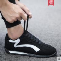 新款网红同款时尚户外新品男鞋子韩版潮流百搭学生板鞋男士运动休闲鞋阿甘潮鞋