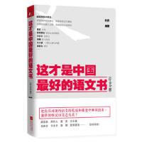 【正版二手书9成新左右】这才是中国的语文书 综合分册 叶开 江苏文艺出版社