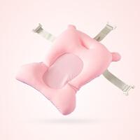 婴儿浴盆洗澡网兜通用可坐躺宝宝神器澡盆浴网新生儿沐浴垫悬浮垫