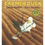 英文原版绘本 Farmer Duck 农夫鸭子 25周年纪念版 幼儿儿童英语启蒙 亲子阅读 趣味故事图画书