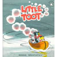 Little Toot [Classic Paperback] 拖船小嘟嘟 ISBN9780698115767