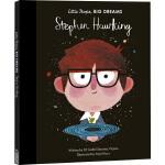Stephen Hawking 斯蒂芬霍金 Little People Big Dreams 小人物大梦想系列 男孩篇