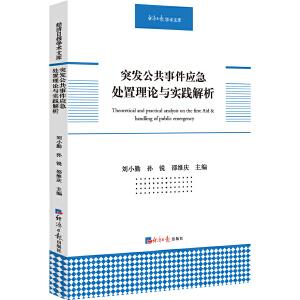突发公共事件应急处置理论与实践解析