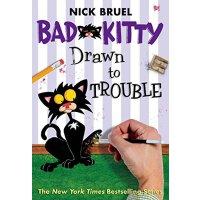 【预订】Bad Kitty Drawn to Trouble 9781250056795