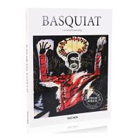现货 Basquiat 让 米歇尔 巴斯奎特 艺术作品集 英文原版 新表现主义艺术 Taschen Basic Art
