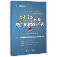 银行对公授信方案案例培训(5)/银行客户经理产品经理资格考试丛书
