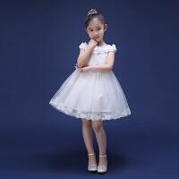 女童公主裙儿童连衣裙春夏演出礼服蓬蓬裙幼儿园六一儿童礼服