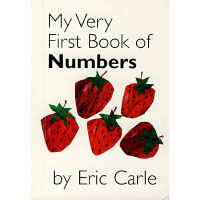 My Very First Book of Numbers 我的第一本数字书ISBN9780399245091