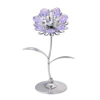 太阳花向日葵花采用施华洛世奇元素装饰摆件送妈妈母亲节礼物