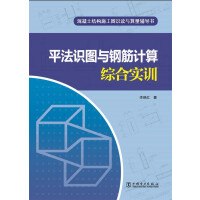 混凝土结构施工图识读与算量辅导书 平法识图与钢筋计算综合实训