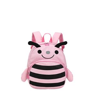 卡拉羊儿童背包书包双肩包小背包3-6岁幼童男女可爱小蜜蜂C6017