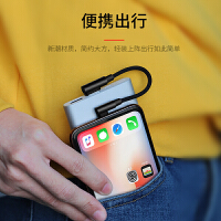 苹果充电线短便携iPhone手机超短数据线0.2m充电宝短款快充线20厘米ipad迷你冲电线10cm充电器USB专用配