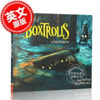 现货 The Art of The Boxtrolls