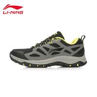 李宁徒步鞋男鞋耐磨防滑男士户外运动鞋AHTL005