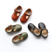 2019春季新款儿童单鞋女童皮鞋1-7岁宝宝软底鞋小童鞋公主鞋