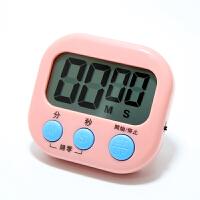 学生大声可爱番茄钟电子闹钟秒表厨房定时器计时器提醒器倒计时器
