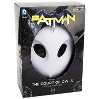 Batman: The Court of Owls Mask and Book Set (the New 52) 蝙蝠
