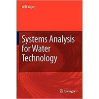 【预订】Systems Analysis for Water Technology 9783642095962