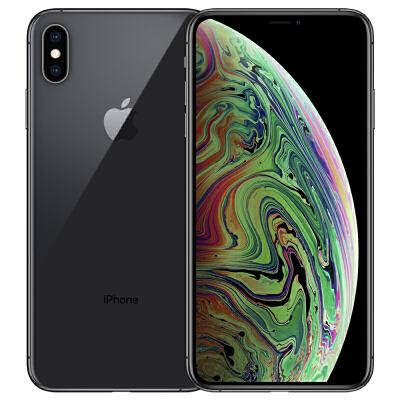 【当当自营】Apple 苹果 iPhone Xs Max 64GB 深空灰色 全网通 手机 A12仿生芯片,6.5英寸全面屏,支持双卡。