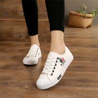 春款10男孩13中大童帆布鞋12儿童板鞋小学生运动韩版女童布鞋15岁