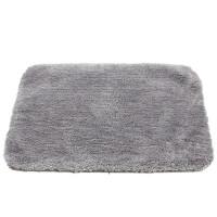 地垫脚垫门垫进门卫浴卫生间浴室地毯吸水脚垫防滑垫卧室地毯定制 80x150cm【浴室 卧室款】