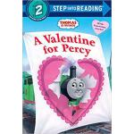 【预订】A Valentine for Percy (Thomas & Friends) 9781101932872