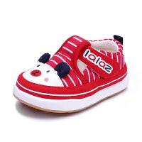 童鞋春秋婴儿学步鞋女童宝宝鞋子男小童透气软底鞋