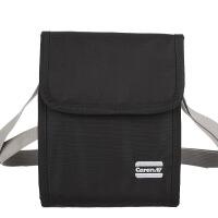 【限时1件5折】卡拉羊简约大容量多隔层防水休闲旅行背包数码笔记本证件包CX0324