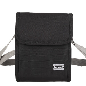 卡拉羊简约大容量多隔层防水休闲旅行背包数码笔记本证件包CX0324