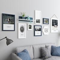 照片墙装饰品创意个性客厅相册相框挂墙组合房间卧室背景相片墙面