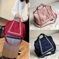 短途旅行包女手提旅游包韩版出差包行李包轻便网红旅行袋行李袋潮