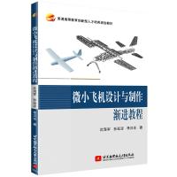 微小飞机设计与制作渐进教程
