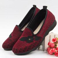 老北京布鞋女网鞋夏季透气妈妈网面鞋舒适软底老人布鞋女奶奶鞋