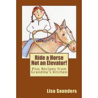 【预订】Ride a Horse Not an Elevator