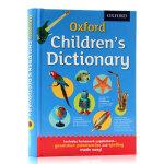 牛津小学英英字词典 Oxford Children's Dictionary 英文原版 精装彩色插图小学生专用