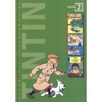 The Adventures of Tintin Vol.2 丁丁历险记合集2 ISBN 9780316359429